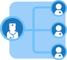 Theo dõi và chăm sóc sức khoẻ khách hàng