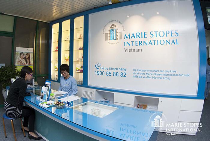 20 năm đồng hành cùng hệ thống phòng khám Marie Stopes