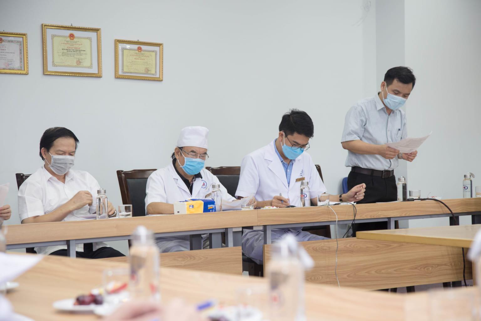 Bệnh viện đa khoa Quốc tế Hải Phòng đạt tiêu chuẩn bệnh viện an toàn trong phòng chống Covid 19 và các dịch bệnh viêm đường hô hấp cấp