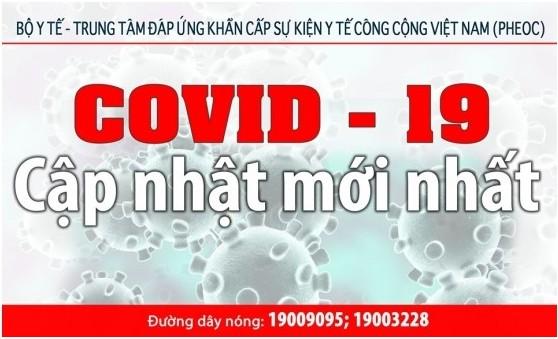 Bộ Y Tế khuyến cáo phòng chống dịch COVID-19 trong tình hình mới