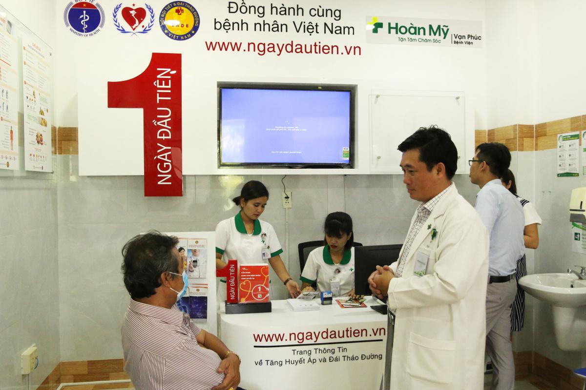Bệnh viện Hoàn Mỹ Vạn Phúc 1 vinh dự lọt Top 50 sản phẩm - Dịch vụ được người Việt tin dùng năm 2019
