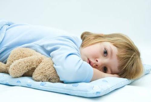 Mất ngủ ở trẻ em – Nguyên nhân và điều trị