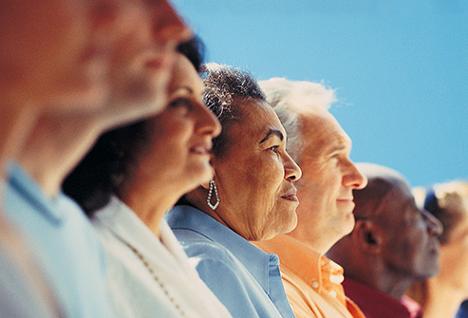 Những điều tích cực về tuổi già