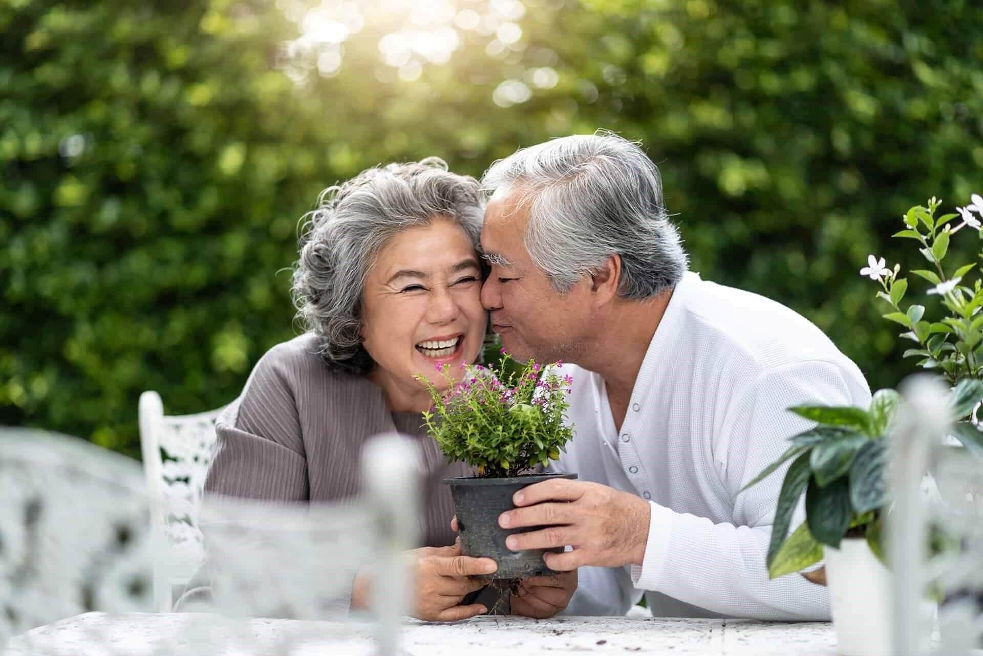 Những điều tích cực về tuổi già mà bạn có thể chưa biết