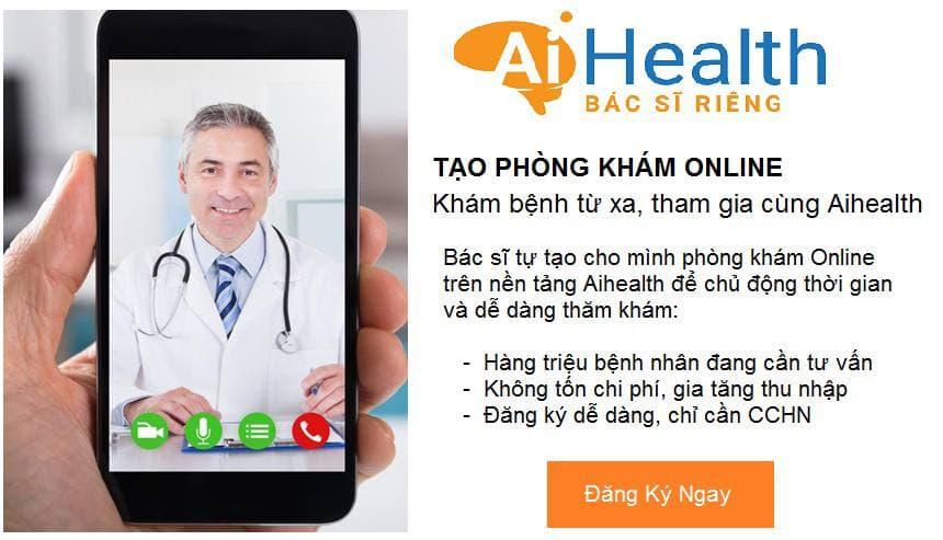 Nền tảng AiHealth giúp bệnh nhân khám bệnh dễ dàng