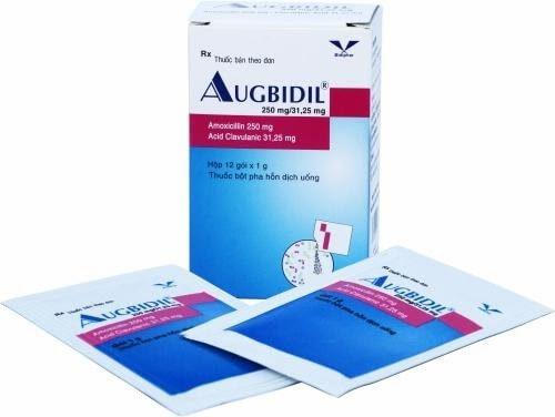 Thuốc Augbidil & những điều bạn cần biết về Augbidil