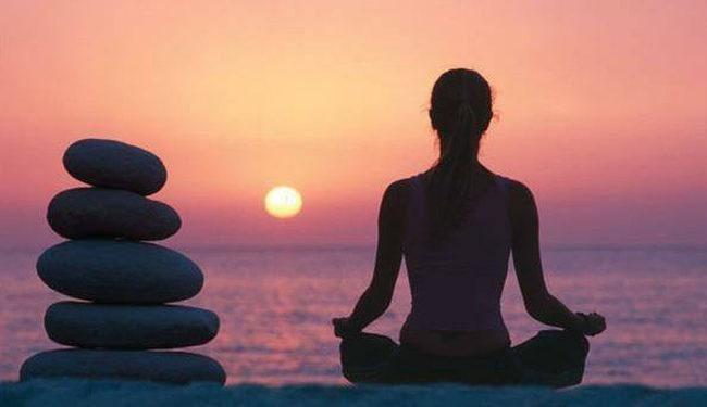 Thiền là phương pháp hữu hiệu giúp thư giãn cơ thể và đầu óc.