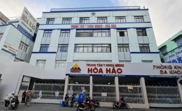Bệnh viện Medic Hòa Hảo