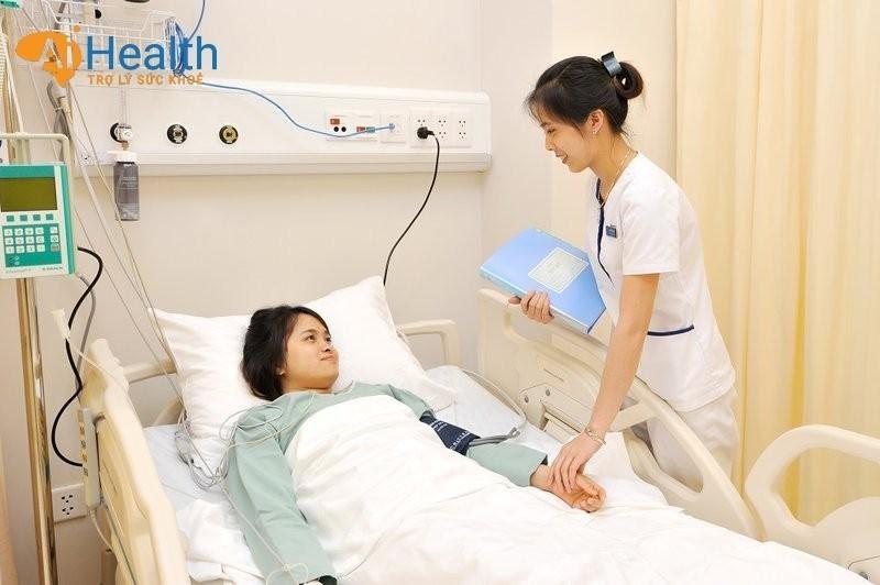 Giới thiệu dịch vụ chăm sóc người già người bệnh qua AiHealth