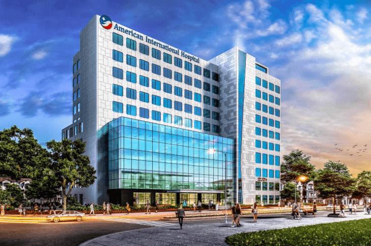 Hình ảnh bệnh viện quốc tế Mỹ AIH