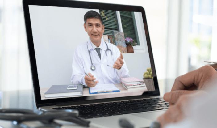 Mô hình khám bệnh online ngày càng phổ biến