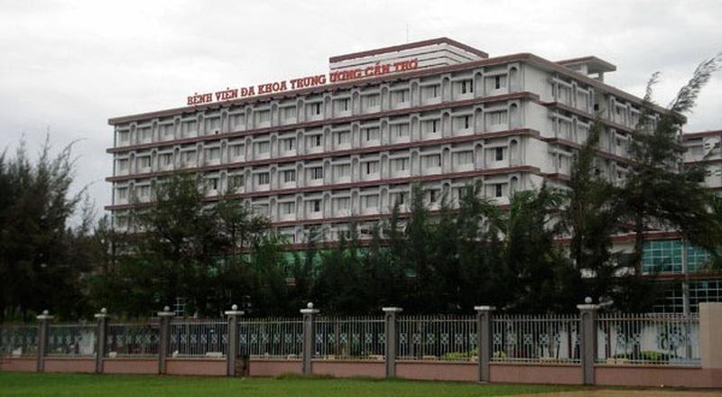Bệnh viện Đa khoa Trung ương Cần Thơ là một trong những bệnh viện hàng đầu tại Cần Thơ.