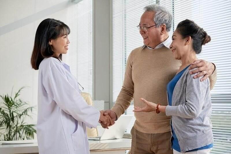 Khám sức khỏe tổng quát giúp bảo đảm sức khỏe