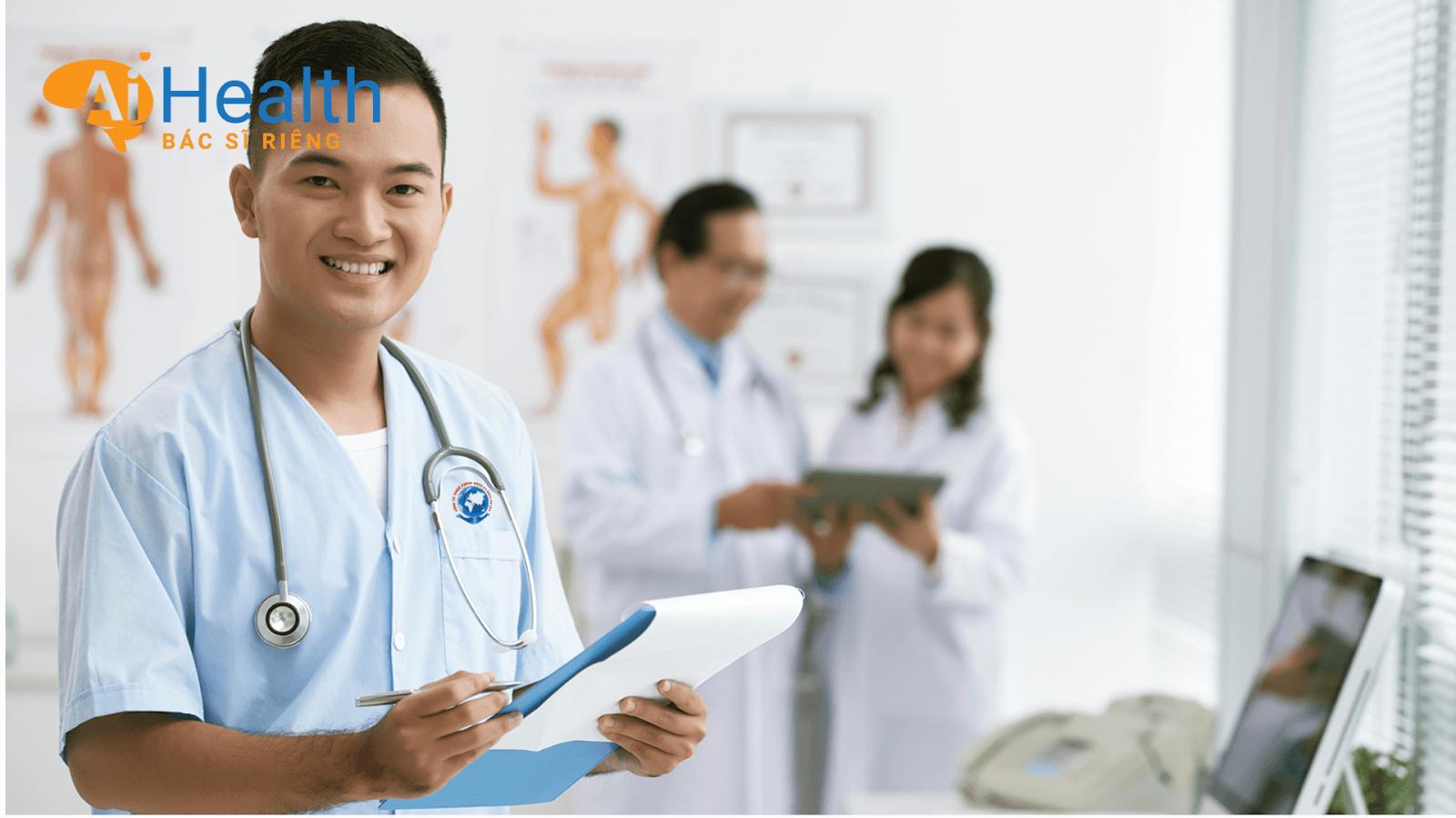 Khám sức khỏe tổng quát tại Tràng An