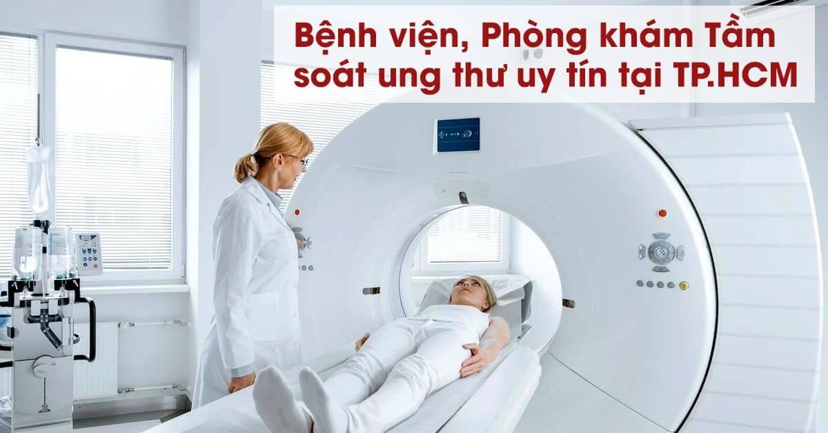 Trung tâm khám sức khỏe tổng quát tầm soát ung thư trên AiHealth