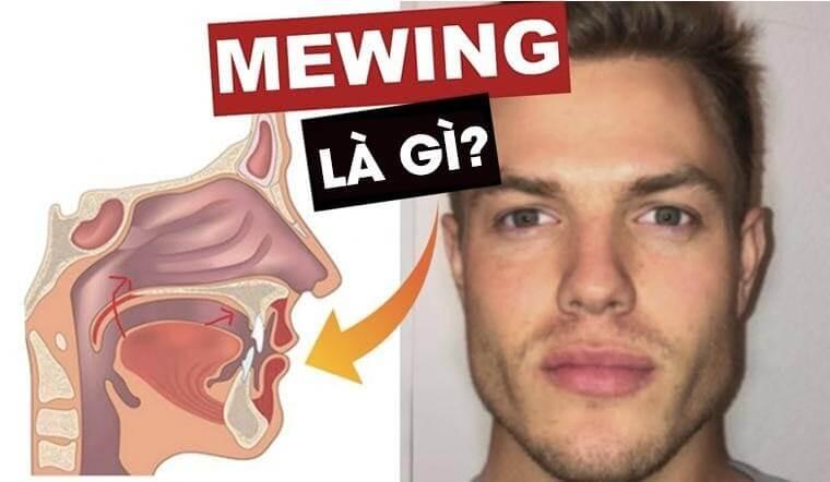 Tìm hiểu Mewing là gì?