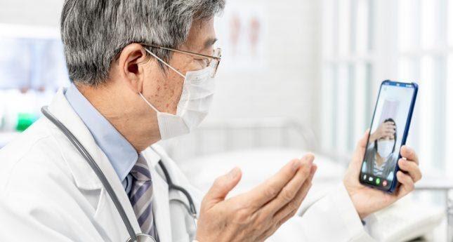 Nhu cầu khám bệnh online