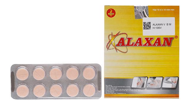 Thuốc Alaxan: Thuốc giảm đau, kháng viêm, hạ sốt hiệu quả