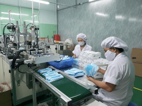 [Góc tư vấn] Dây chuyền sản xuất khẩu trang y tế bao nhiêu tiền?