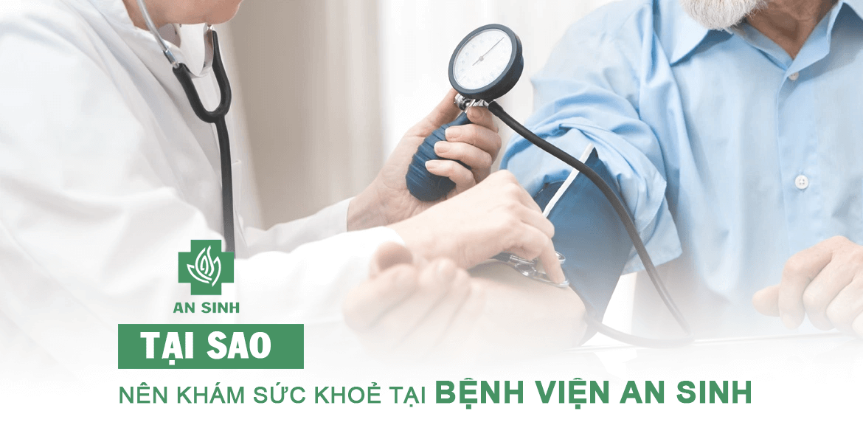 Khám sức khỏe tổng quát An Sinh