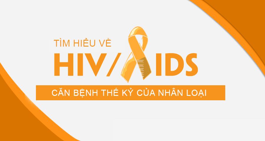 HIV/AIDS là căn bệnh thế kỷ của nhân loại