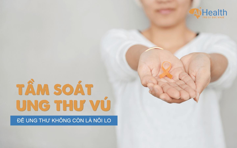 Tầm soát ung thư vú tại bệnh viện Hùng Vương