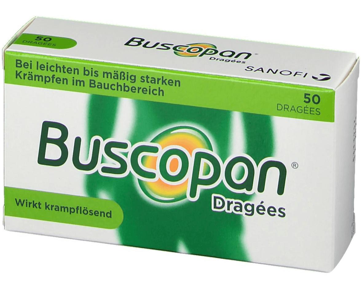 [Góc tư vấn] Thuốc Buscopan có công dụng gì? Liều dùng và giá bán?