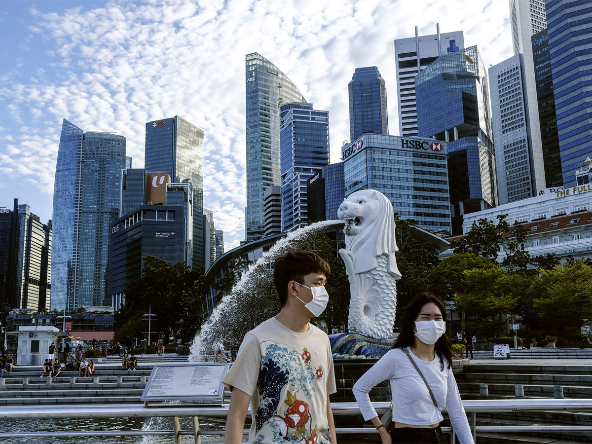 Singapore điều trị F0 tại nhà bằng ứng dụng chăm sóc y tế